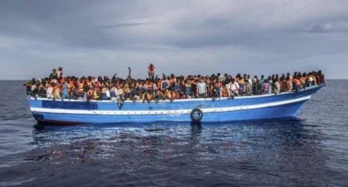 Quatro mortos e até 20 desaparecidos em naufrágio de migrantes no mar Negro