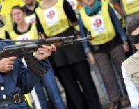 ONGs na mira de onda repressora