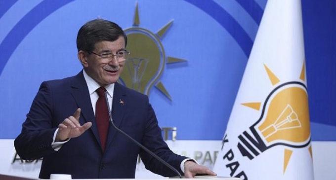 Premiê turco Ahmet Davutoglu renuncia ao cargo