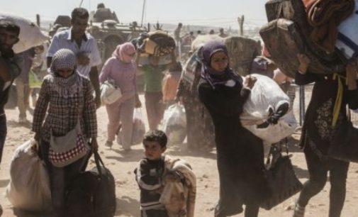 Síria: a maior crise de refugiados de uma geração