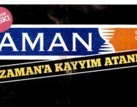 Jornal Zaman Almanya continuará a oposição