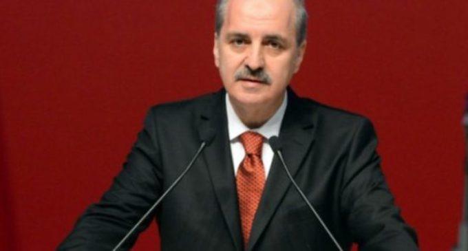 Vice PM turco iguala islamofobia à oposição a Erdogan