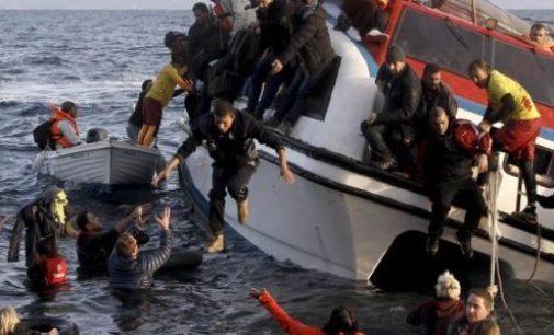700 pessoas em barco que naufragou na Grécia
