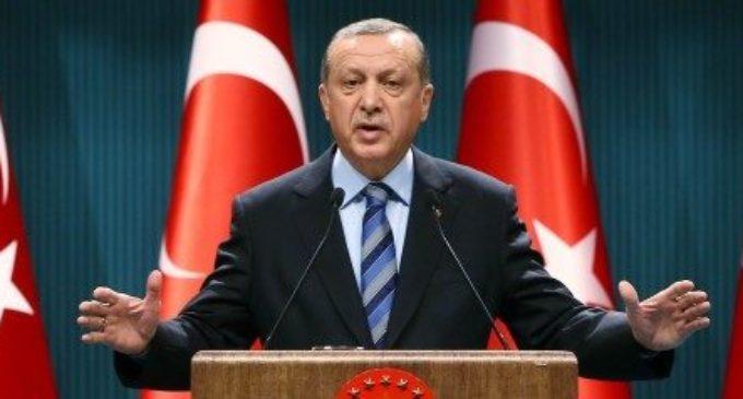 Erdogan: mulheres sem filhos são 'incompletas'