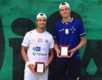 Brasileiros faturam título de duplas na Turquia