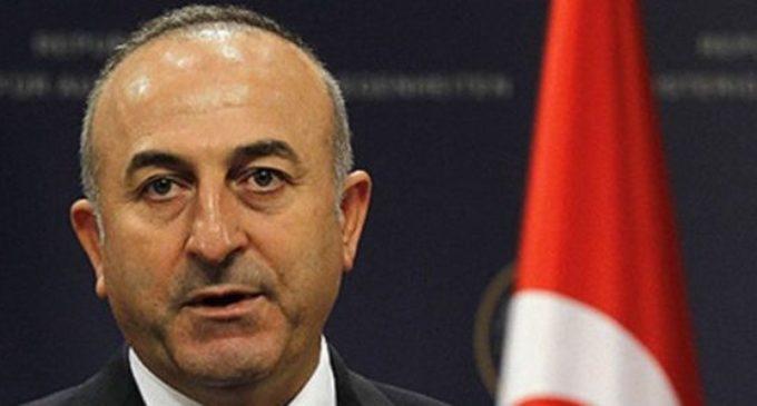 Ministro turco reitera apoio ao Hamas