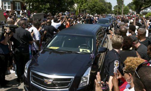 Milhares saíram à rua para o último adeus a Muhammad Ali