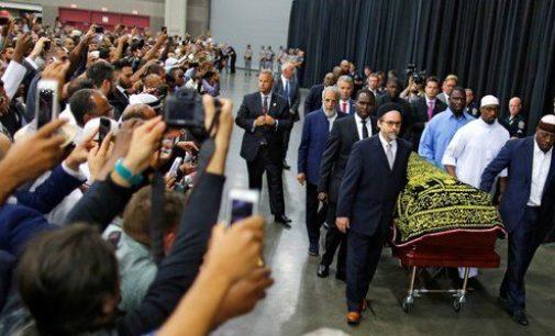 Funeral de Muhammad Ali teve o presidente da Turquia