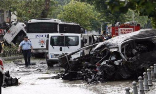 Cinco civis morrem em explosão de bomba na Turquia