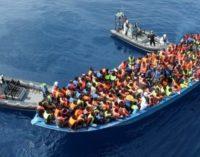 Resgates que decidem vida ou morte de refugiados
