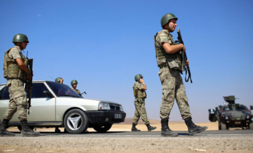 Ataque do PKK a guarda na Turquia