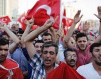 As turbas islamistas de Erdogan sabem que sua hora finalmente chegou