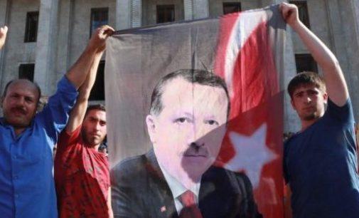 O golpe em câmera lenta de Erdogan!