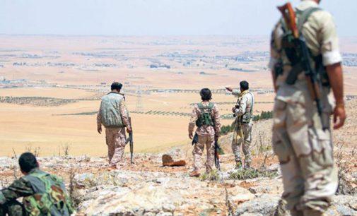 Membros do ELS escapam da Frente al-Nusra