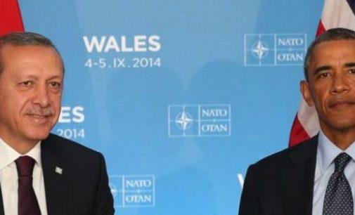 Obama aconselha Erdogan a aderir a valores democráticos