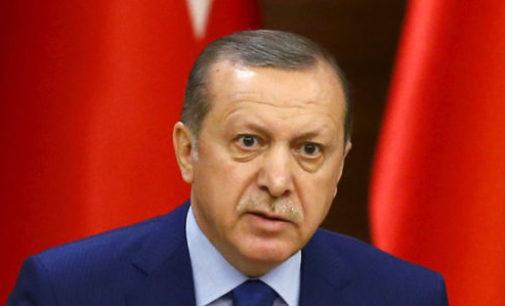 Qual é o jogo final de Erdogan?