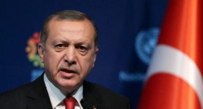 Erdogan fala contra o Twitter