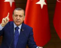 A ascensão de Erdogan como Chefe de Mídia