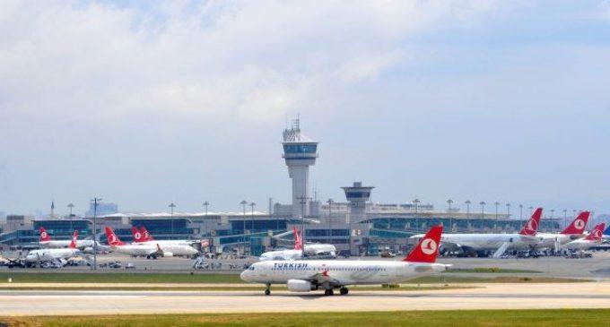 Autoridades dos EUA suspendem restrições de voo para a Turquia