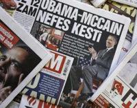 Mais de vinte veículos de comunicação são bloqueados pelo governo na Turquia