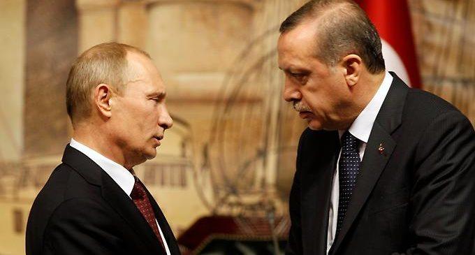 Reaproximação da Turquia com Russia: Diplomacia em campo minado