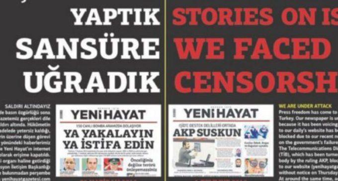 Jornal independente desafia censura