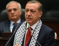 Erdogan aprova acordo de reconciliação com Israel