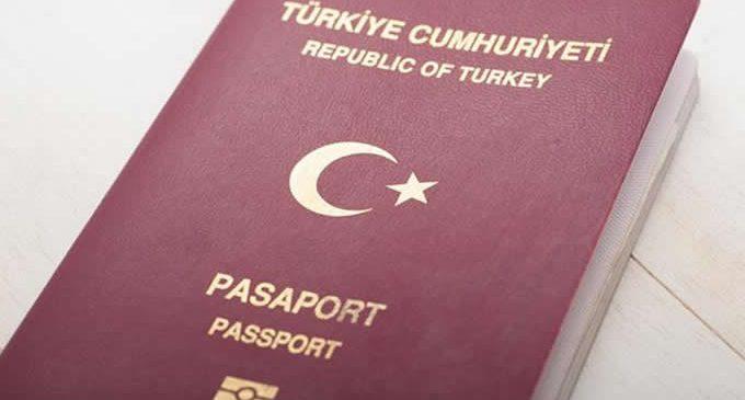 Turquia invalida mais de 49 mil passaportes