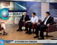 Especialistas analisam o futuro da Turquia no JC Debate