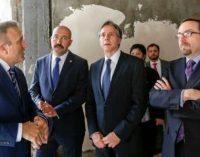 Autoridades americanas e turcas se encontram em Ancara para discutirem o combate ao terrorismo do Estado Islâmico