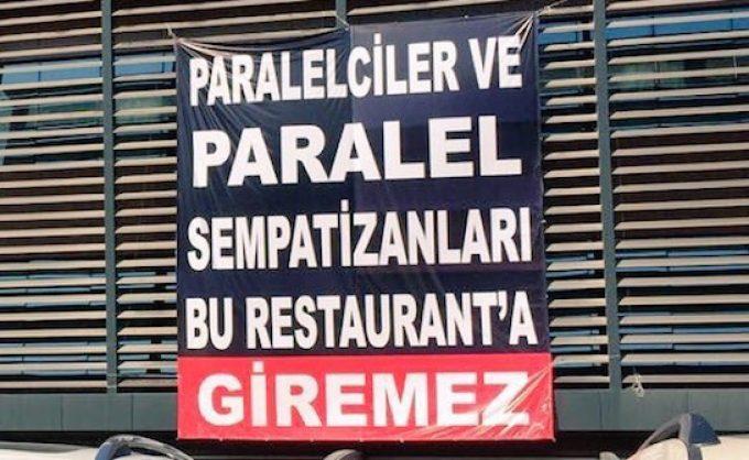 Perseguição na Turquia após golpe fracassado