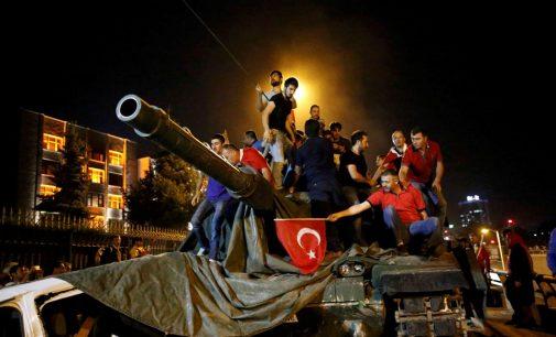 TUDO SOBRE A TENTATIVA DE GOLPE NA TURQUIA