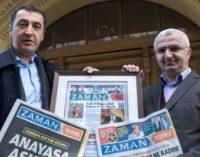 Ameaças a assinantes forçam o Zaman da Alemanha a cessar as publicações