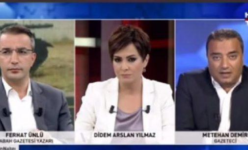 TV pró-governo alega que Gulen envia um sinal secreto ao beber chá