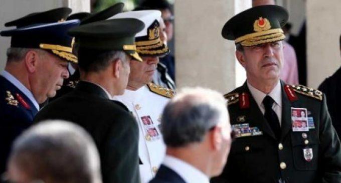 General golpista admite envolvimento no golpe, nega ligação com Gulen