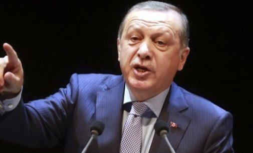Erdogan: Não podemos ficar fora da operação de Mossul