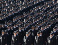 Chefes de polícia em 61 províncias redistribuídos por toda a Turquia