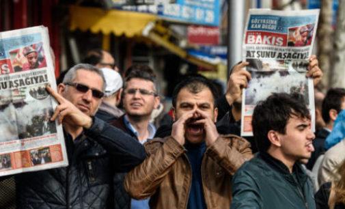 Fuga da realidade paralela da Turquia