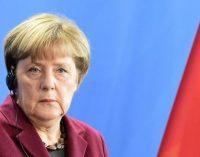 Merkel diz que a Alemanha pode deslocar as tropas na Turquia para outro país