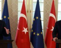 Não nos importamos com o seu limite, diz o Premiê turco a Schulz do Parlamento Europeu