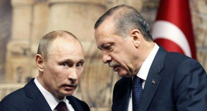 O papel da Rússia em impedir o golpe na Turquia
