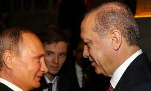 Erdogan e Putin discutem ataque contra soldados turcos na Síria