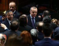 Erdogan diz que não revelou tudo que sabe sobre o movimento Gulen