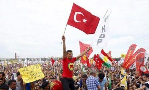 Nota da Executiva Nacional do PSOL em solidariedade aos companheiros do HDP Partido Democrático dos Povos  Turquia Nov 2016