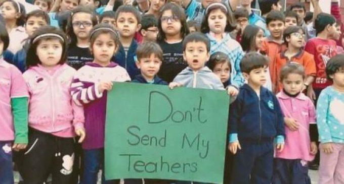 Paquistão cancela deportação de professores turcos