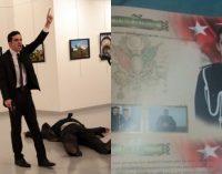 Atirador que matou o embaixador russo na Turquia supostamente era um policial turco