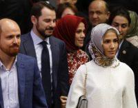 E-mails vazados mostram que as notícias são verificadas primeiramente pela família Erdogan