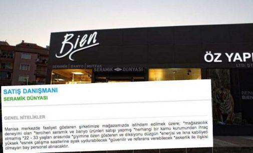 Vítimas do expurgo encaram discriminação feita por firma turca em anúncio de emprego controverso