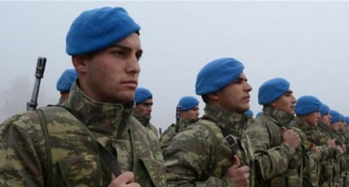 Turquia envia 300 unidades especiais para reforçar as operações na Síria