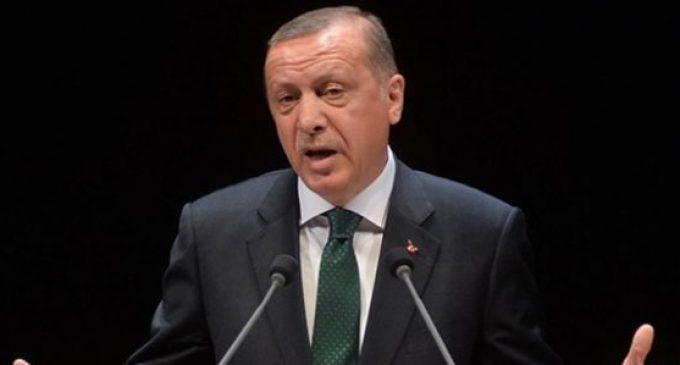 Erdogan acusa as forças de coalizão de apoiarem o Estado Islâmico e as YPG